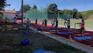 Referentin an Sportschule für Trainerfortbildung