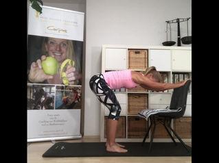 Gesund und fit im Job und Zuhause