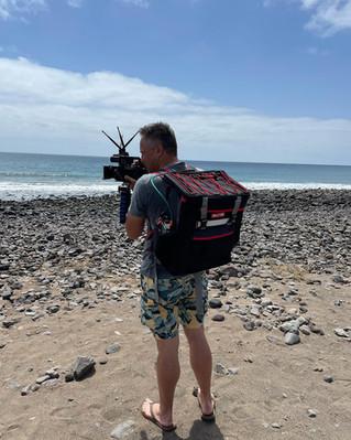 Ocean Kajak WM und Ironman auf Lanzarote