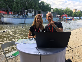 Co-Moderatorin beim Challenge Heilbronn