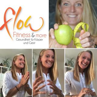 Online Vortrag für FLOW Fitness in Assamstadt