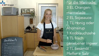 Online-Kochworkshop mit der BBT-Gruppe