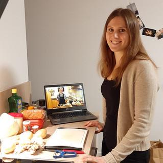 Online Kochworkshop für Würth