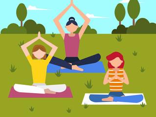 Benefits of Outdoor Yoga
