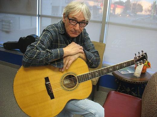 Guitar Lessons Dave Stinski