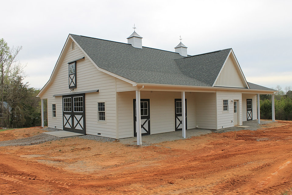 Virginia Barn Company: Pole Barn Builder, VA