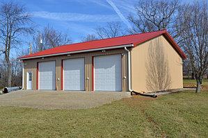 Virginia Barn Company Pole Barn Builder Va Residential