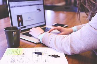 Online billing