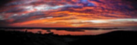 Mount Cadillac Sunrise
