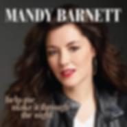 Mandy Barnett Help Me Make It Cover High
