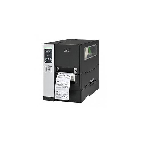 TSC MH340T, 12 Punkte/mm (300dpi), RTC, Display