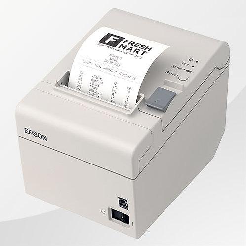 Epson TM-T20, LAN, NT, weiss