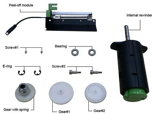 TSC Peel-off Modul für TTP-346MT / 2410MT Pro Industrie Serie inkl. Einbau