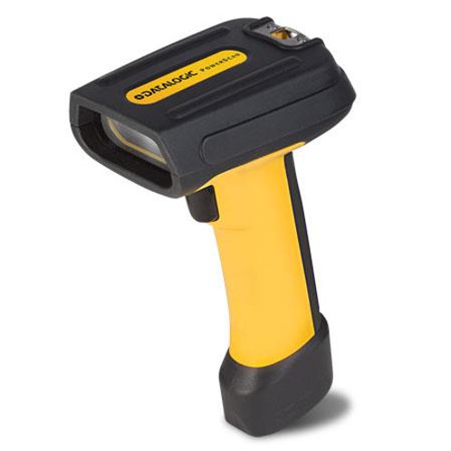 Datalogic PowerScan 7000 2D HD - USB - gelb