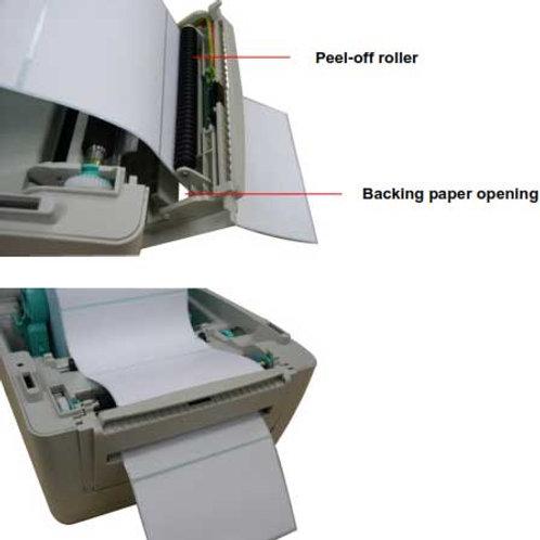TSC Peeler für TTP-245C/ TTP-343C Drucker, anthrazit