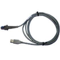 Datalogic Anschlusskabel CAB-426, USB, glatt, grau