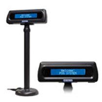 Glancetron Kundendisplay 8035 USB, schwarz