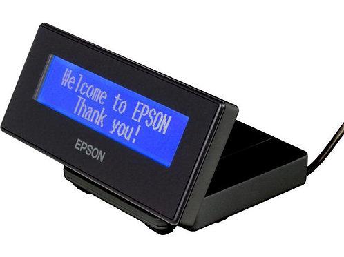 Epson DM-D30, schwarz, USB