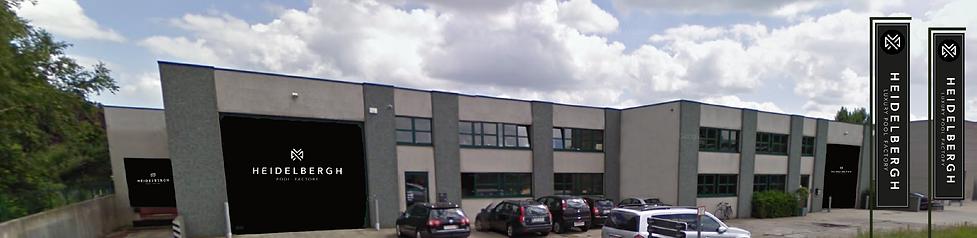 Heidelbergh Pool Factory zwembaden Europ