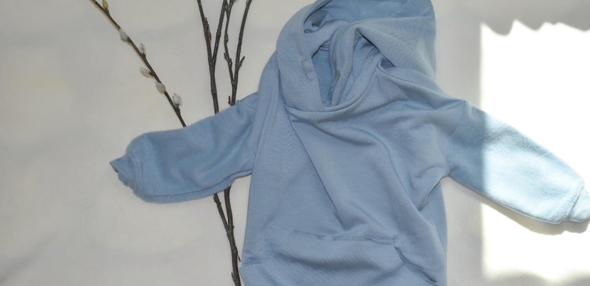 Recycled Azul Warmie