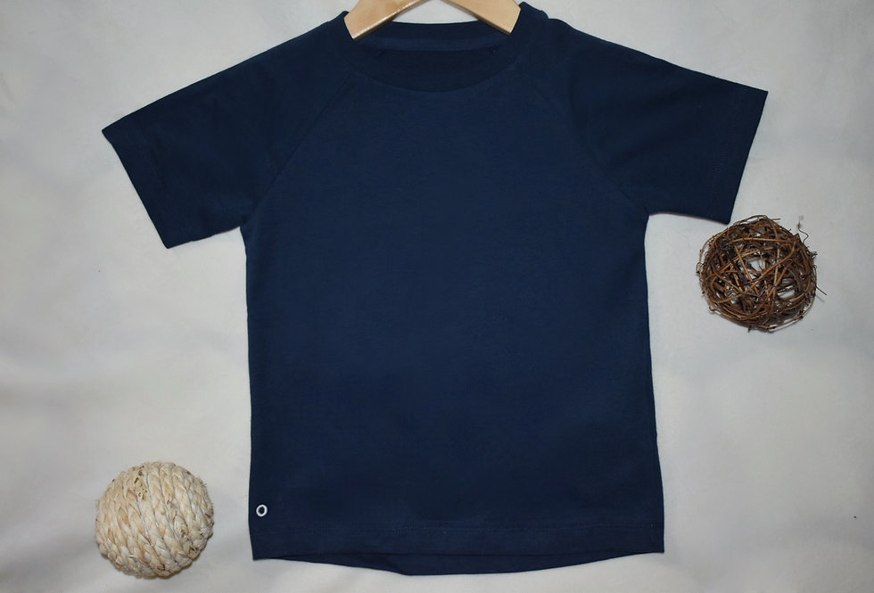 Luxury Mightnight Blue T-Shirt