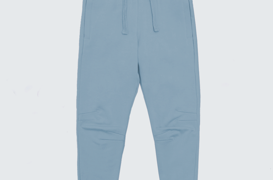 Recycled Azul sweatpants