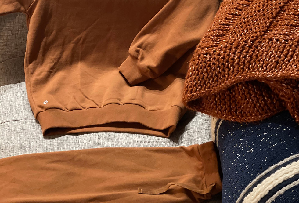 Cosy Carmel Lightweight Sweater