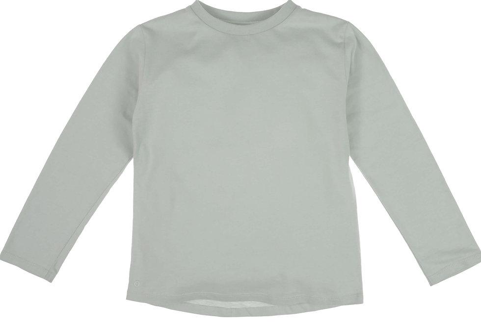 Soft Aqua Grey Longsleeve