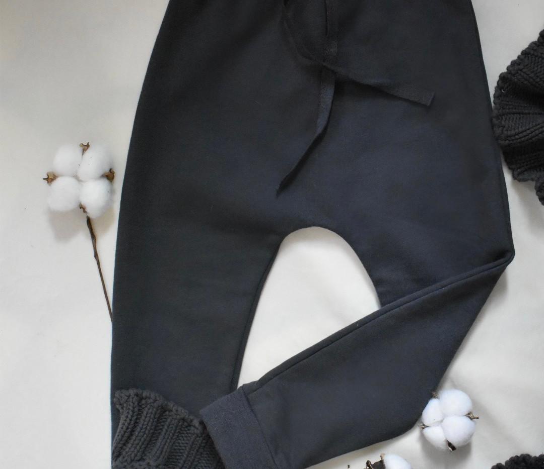 Soft Charcoal Sweatpants