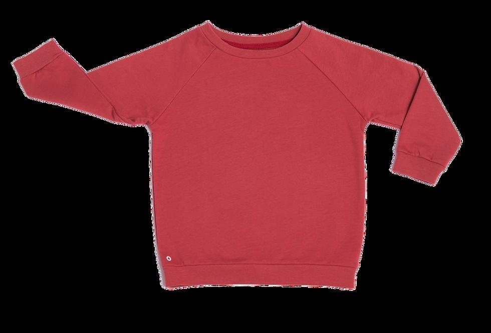 Cosy Pomegranate Lightweight Sweater