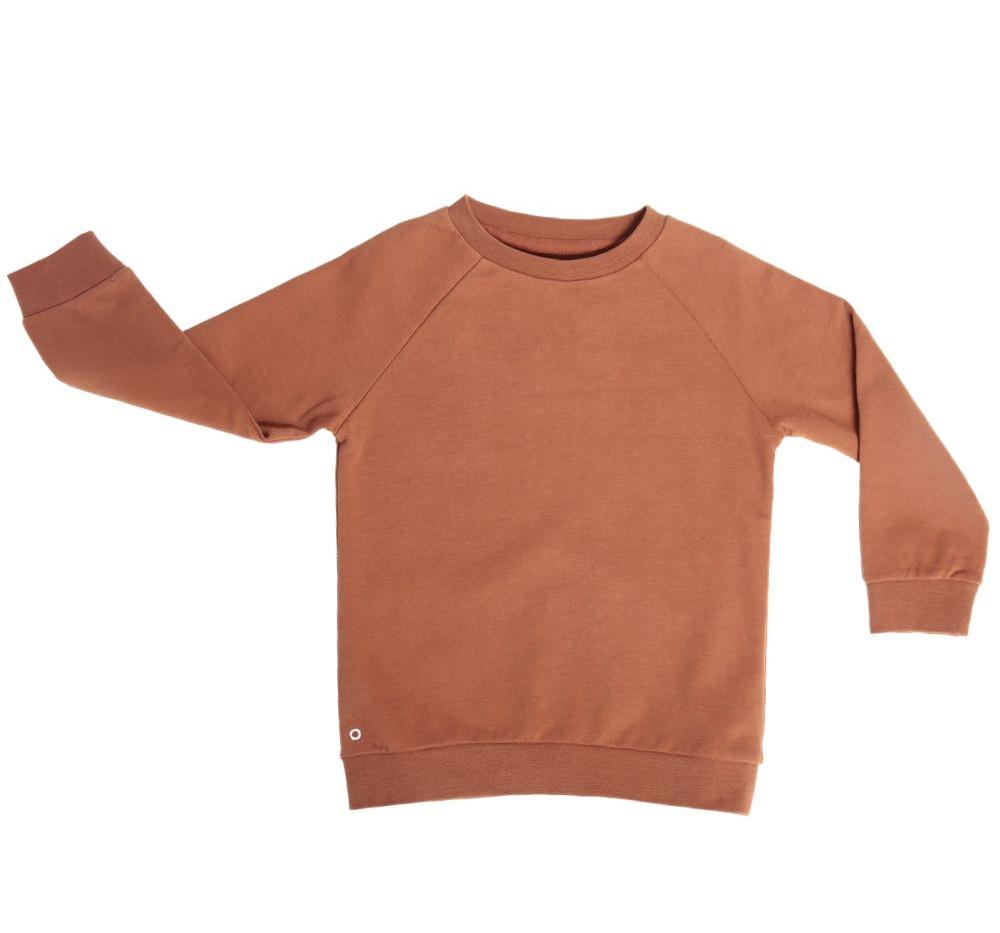 Cosy Carmel Lightweight Sweater