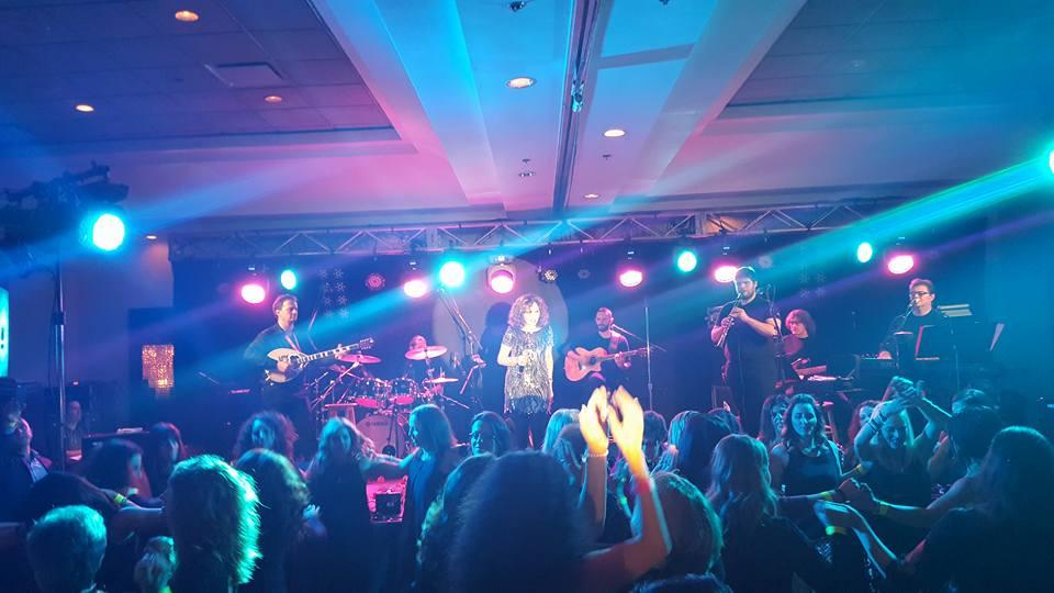 Glykeria & Karafotis, Live in Edmonton! (Credit: Fotini Kavadas)