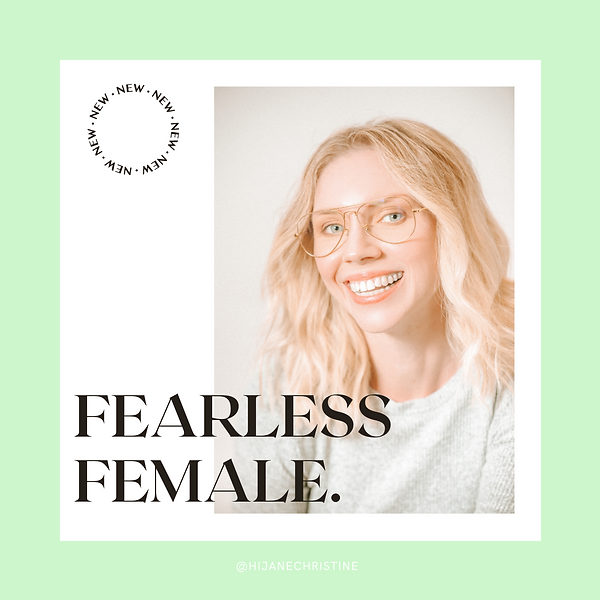 FEARLESS FEMALE. Instagram Post .png