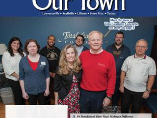 Our Town Gwinnett Monthly Magazine