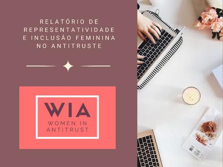 ATÉ SEGUNDA-FEIRA! Consulta Pública sobre o Relatório WIA de Representatividade e Inclusão Feminina