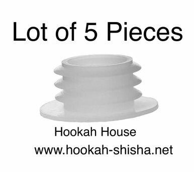 Lot of 5 Hookah Gasket Grommet for vase fit Khalil Mamoon