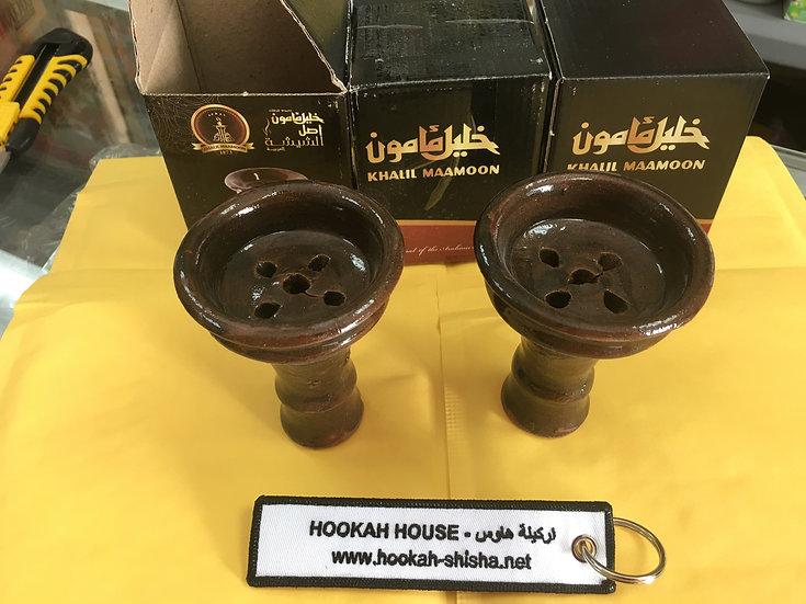 Khalil Mamoon Ceramic Bowls large lot of 2 bowls