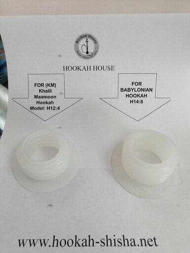 Lot of 5 Hookah Gasket Grommet for vase fit BABYLONIAN HOOKAH