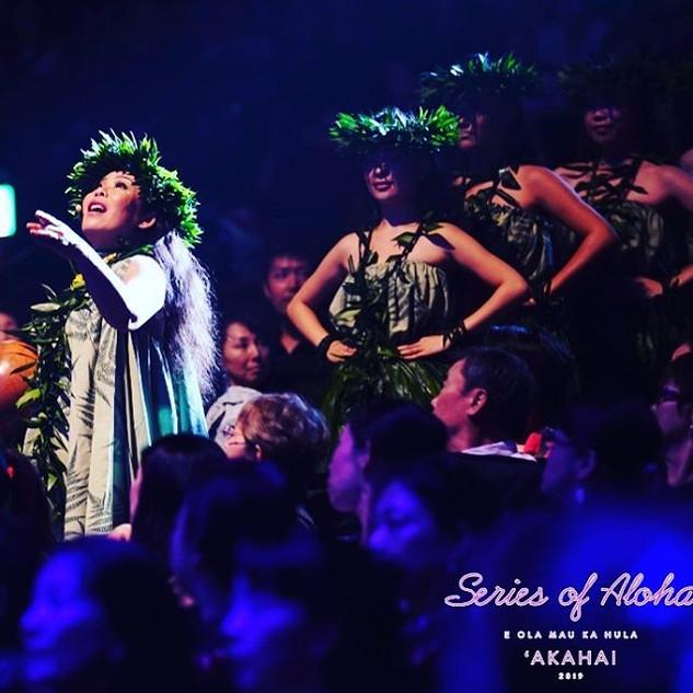 Aloha Friday😊🏝_ステージで踊ることだけが_Hulaではないけど