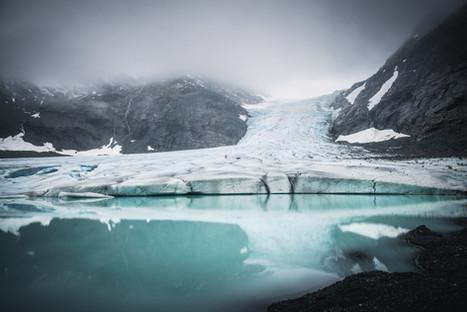 Steindalen Glacier