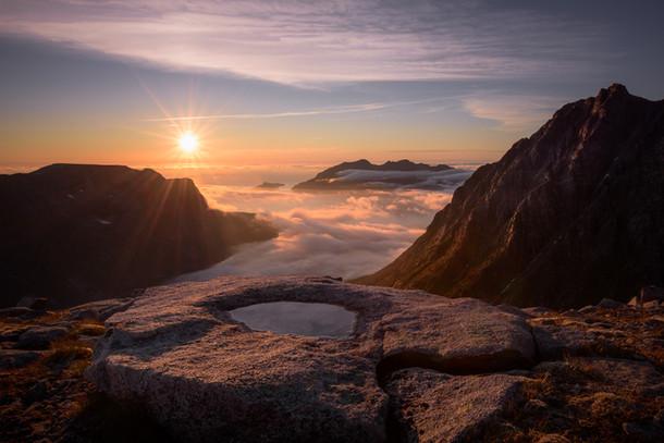 Vågstinden Mountain