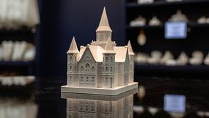 3D PRINTED TEMPLES