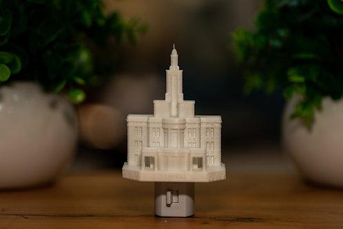 Payson Temple Night Light