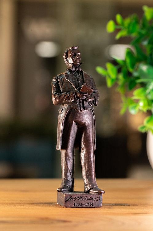 """Joseph Smith 14"""" Bronze"""