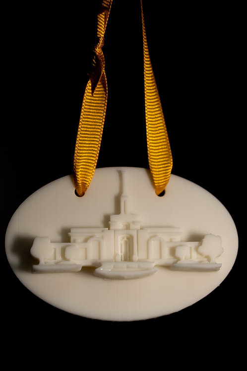 3D Printed Temple Ornament
