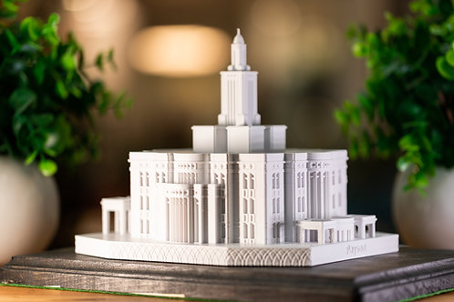 Payson 3D Printed Temple