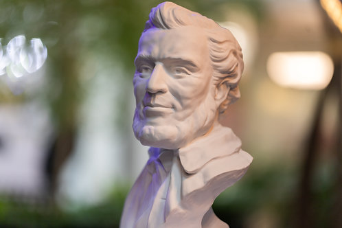 Brigham Young Bust