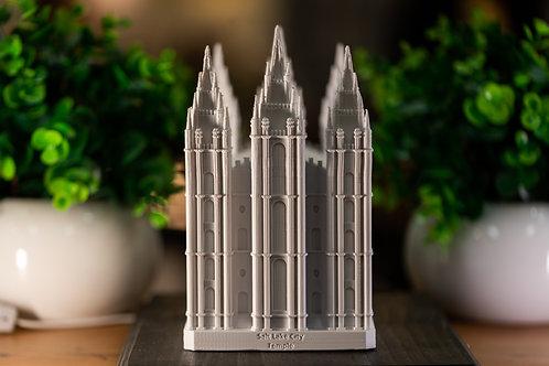 Salt Lake City 3D Printed Temple
