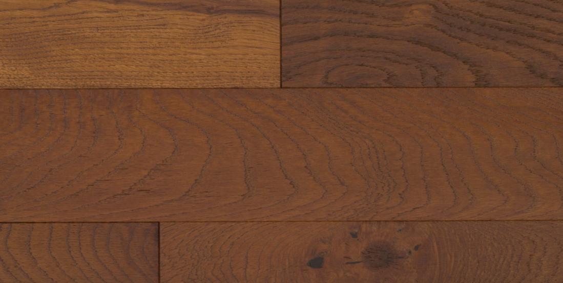 Copper Oak Matt UV 1304
