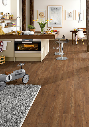 Lifestyle Harrow - Warm Oak